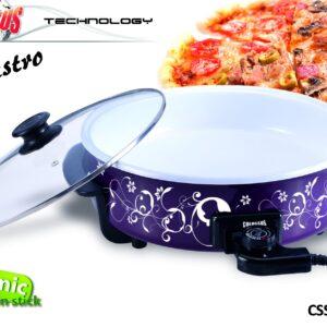 Keramički pizza pekač CSS-5109b Colossus