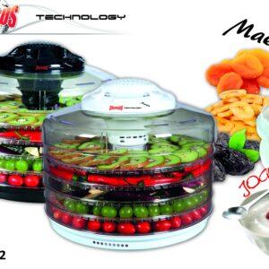 Dehidrator - sušač hrane i jogurt aparat Colossus CSS-5332