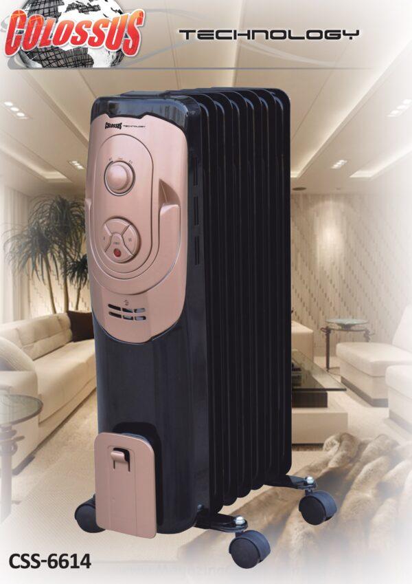 Uljni radijator Colossus CSS-6614