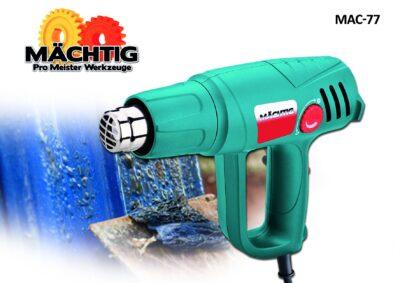 Fen za skidanje farbe MAC-77 Machtig