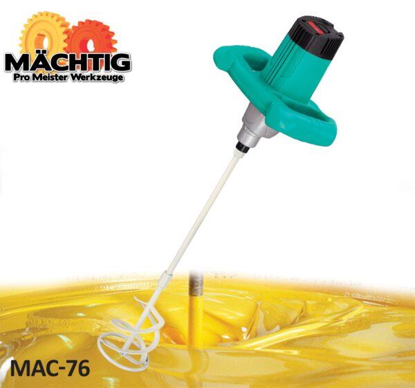 Mešalica za farbu MAC-76 Machtig