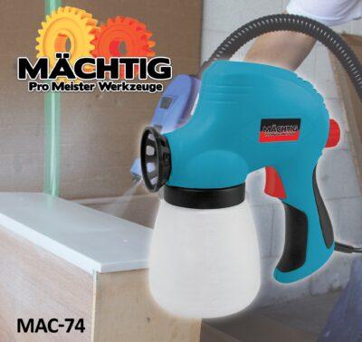 Pištolj za farbanje MAC-74 Machtig