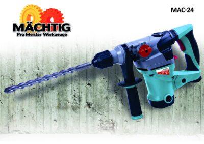 Udarna hamer bušilica MAC-24 Machtig
