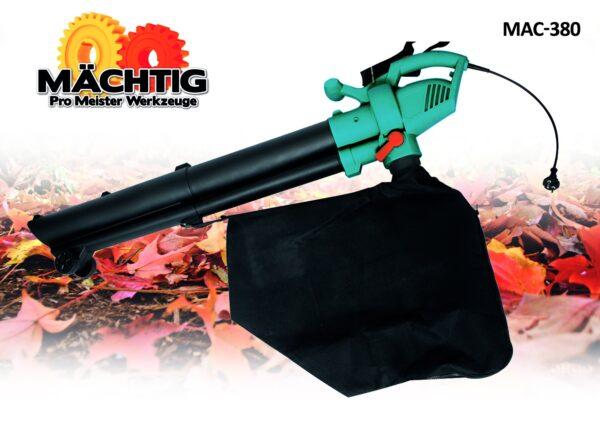 Usisivač lišća MAC-380 Machtig