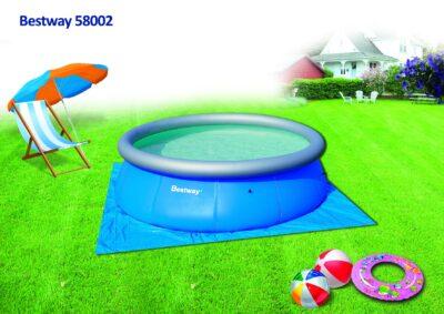 Prostirka za bazen 396x76 Bestway 58002