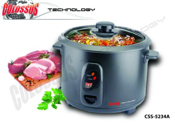 Aparat za kuvanje pirinča CSS-5234a Colossus