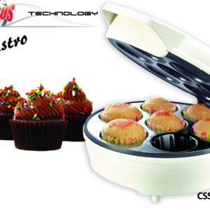Električni aparat za mafine/projice CSS-5306 Colossus