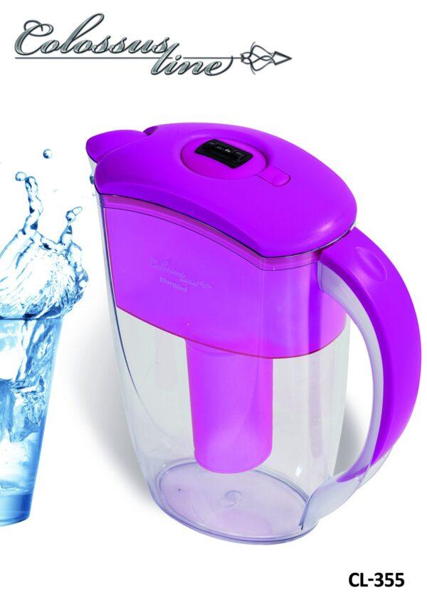 Bokal za filtriranje vode Colossus line cl-355