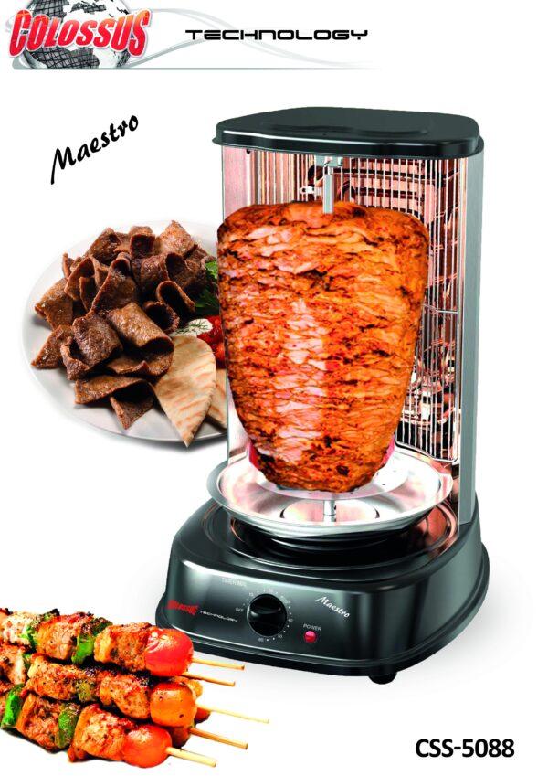 Roštilj za gyros, kebab, piletinu CSS-5088 Colossus