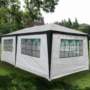 Baštenska tenda sa 6 bočnih strana 3x6m