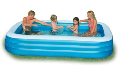 INTEX Porodični bazen za dvorište 305x183x56 cm