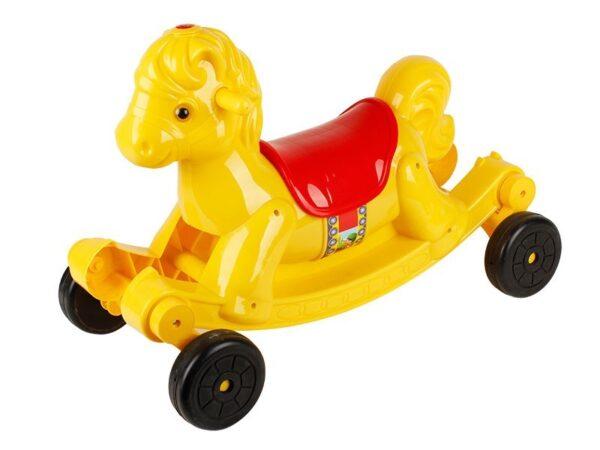 Glory Bike Dečija guralica žuta