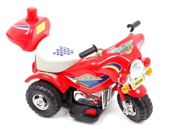 Glory Bike Motor dečiji crveni