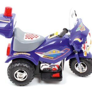 Glory Bike Motor dečiji plavi