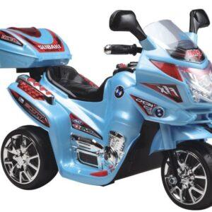 Glory Bike Motor plavi dečiji