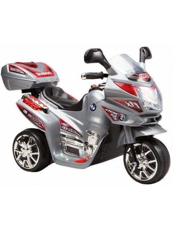 Glory Bike Motor sivi dečiji