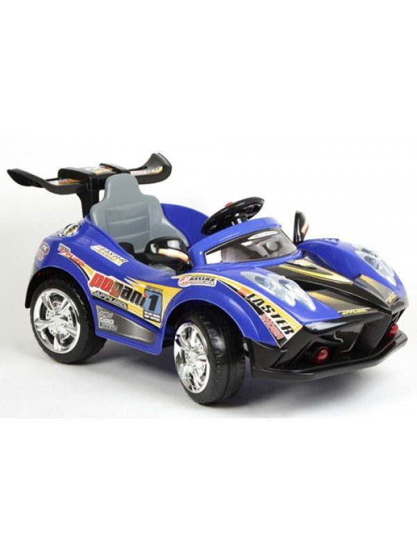 Glory Bike Automobil dečiji plavi