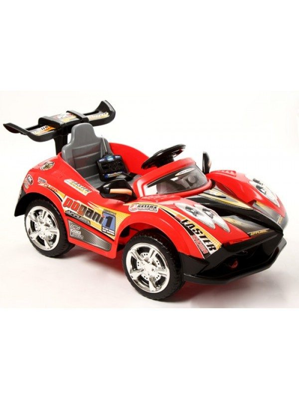 Glory Bike Automobil dečiji crveni