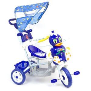 Glory Bike Tricikl dečiji plavi