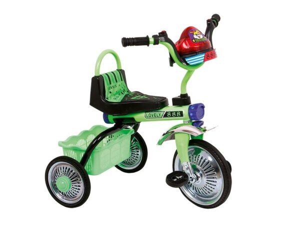 Glory Bike Tricikl dečiji zeleni