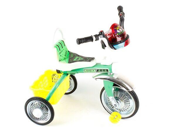 Glory Bike Tricikl dečiji beli