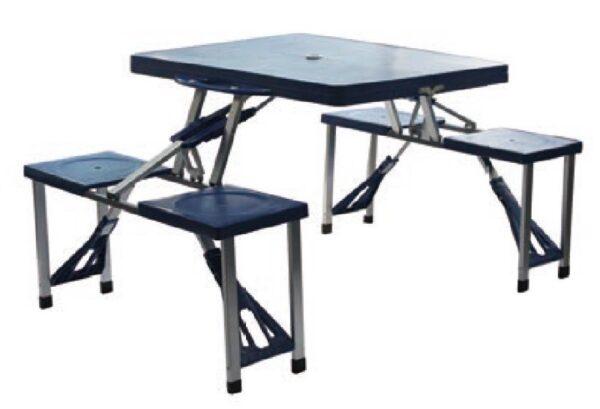 Piknik sklapajući sto i stolice Haus