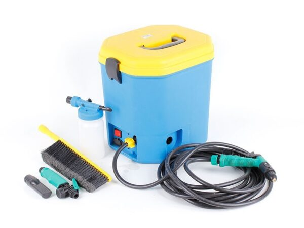 WOMAX Baterijska prskalica W-MRBS 16