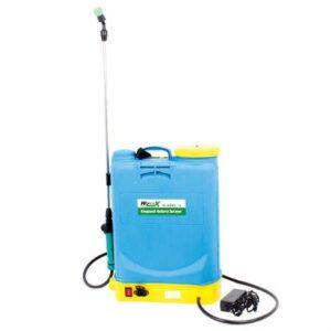 WOMAX Baterijska prskalica W-MRBS 16H sa ručnom pumpom