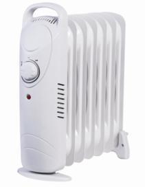 HAUSMAXX Radijator uljni W-OR 600-7