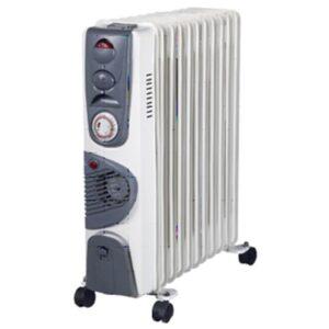 HAUSMAXX Radijator uljni W-OR 2500-11FSA sa ventilatorom