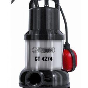 Elpumps potapajuća pumpa za prljavu vodu CT 4247