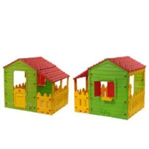 Kućica s ogradom 146x118x127