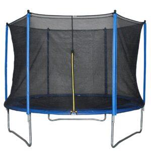 Trampolina + mreža set, 244 cm