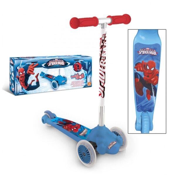 Spider-Man Twist & roll romob