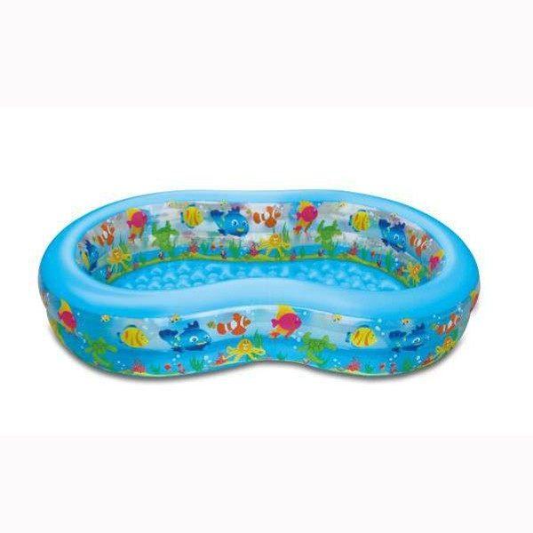 Dečiji bazen Aquarium 241 x 150 x 46 cm