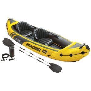 Intex Explorer K2 - kajak