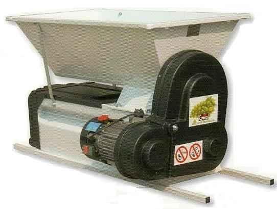 Grifo DMC muljača za grožđe sa elektromotorom