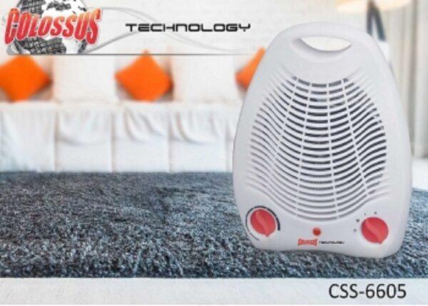 Električna grejalica CSS-6605