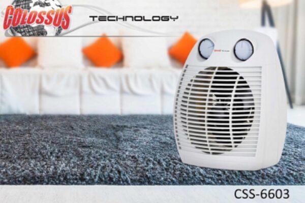 Električna grejalica CSS-6603 Colossus