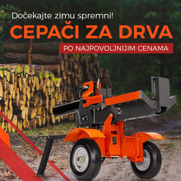 Eklix - cepači za drva