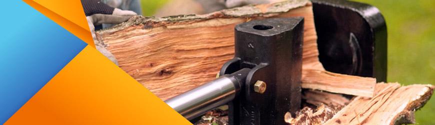 Eklix - prodaja cepača za drva