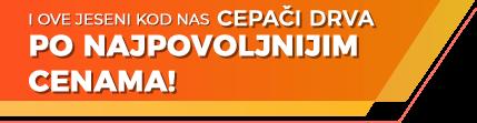 Cepaci drva prodaja tekst