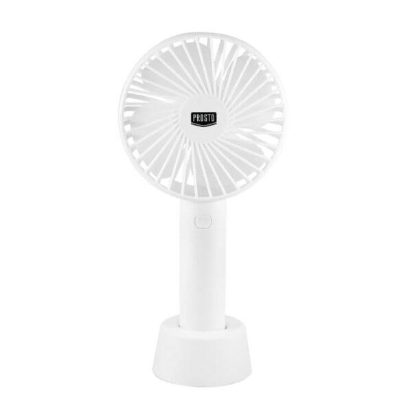PROSTO Punjivi ventilator MF9040D-LI/WH