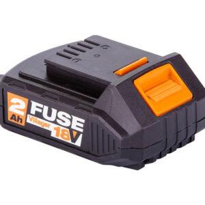 VILLAGER Baterija FUSE 18V 2.0AH